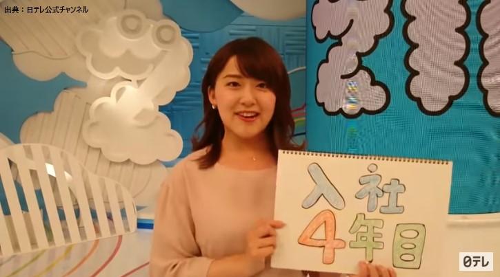 尾崎里紗アナウンサー顔画像