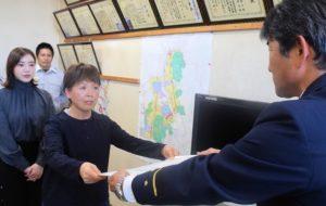 「田邊伊吹さん」「南部早苗さん」の顔画像